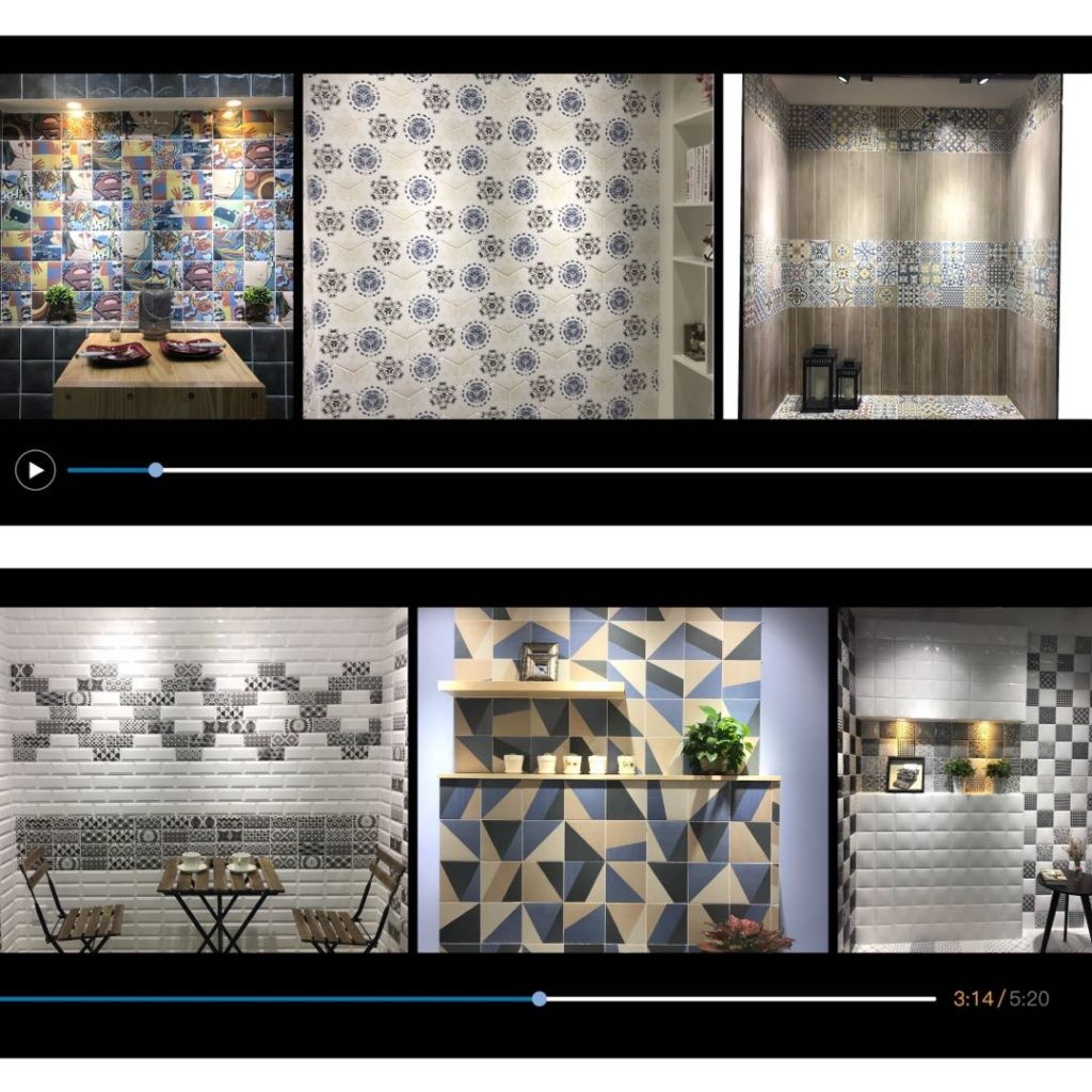 china latest news about 200*200 mm Wall Tile