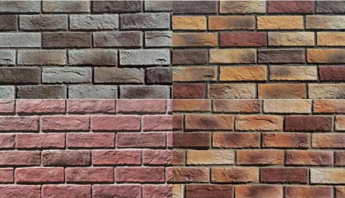 Archaile Design Faux Brick Interior Exterior Wall Panels Cement Decorative Wall