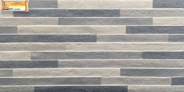 Multicolor Glazed Ceramic Wall Tile / Matt Finish Tiles Imitate Natural Stone