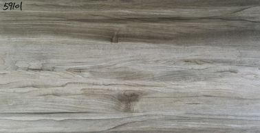 Big Size Wooden Glazed Ceramic Wall Tile / Ceramic Wall And Floor Tiles