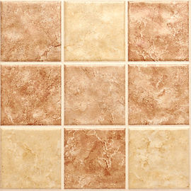 High Density Promotional Tiles Countryside Style , Heat Insulation Bathroom Floor Tiles Dynamic Looking supplier