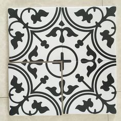 Non Slip Surface Art Patterned Decorative Ceramic Tile / Bathroom Wall Tiles