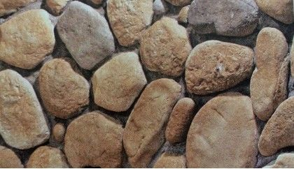 No Radioelement Artificial Culture Stone Cement Cobblestone Faux Stone