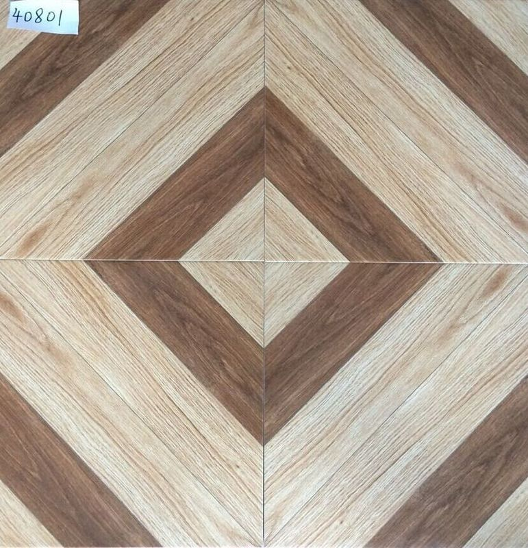 Wear Resistant Ceramic Tile Flooring Porcelain Floor Tiles Multi Style