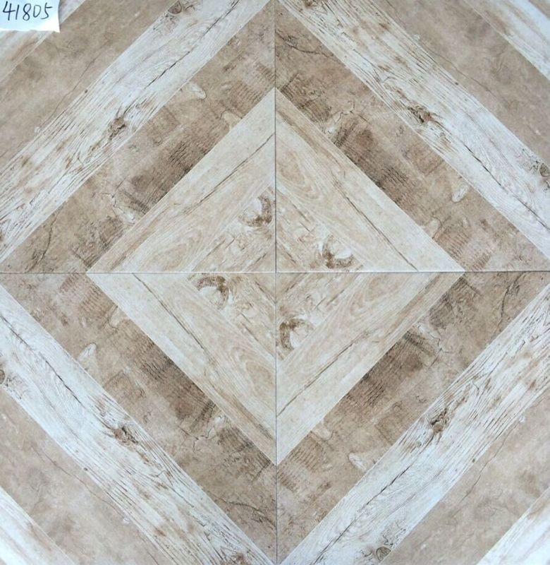 Non Slip Glazed Ceramic Floor Tile Polished Porcelain Floor Tiles
