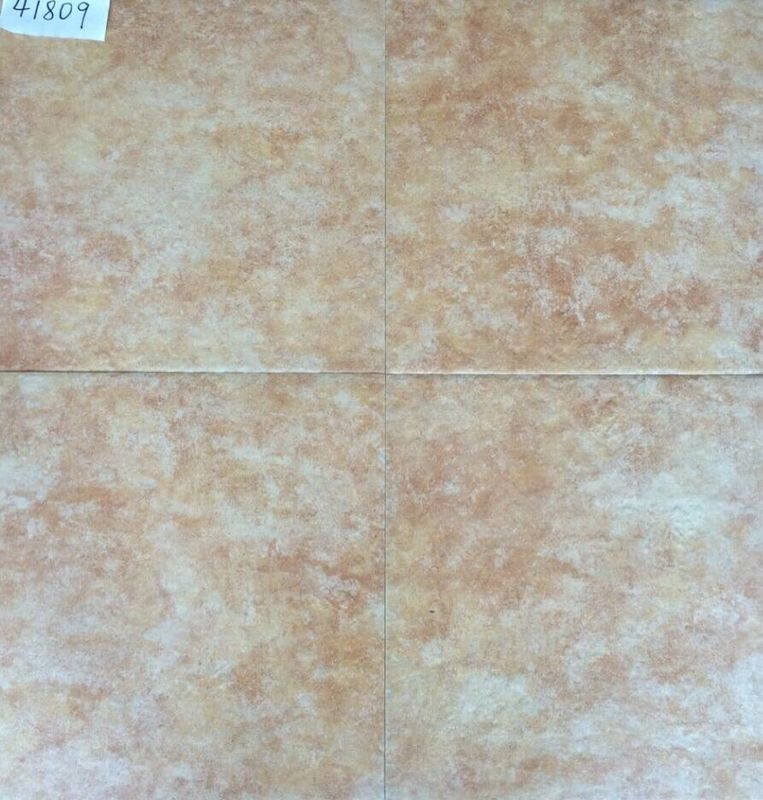 Multicolor Outdoor Porcelain Floor Tile Imitate Natural Stone For