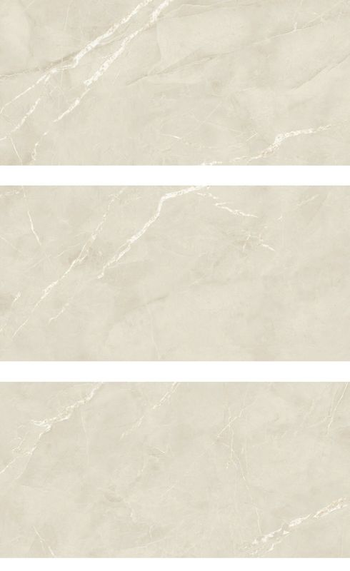 Acid - Resistant 900*1800 mm Polished Marble Tiles For Office Room
