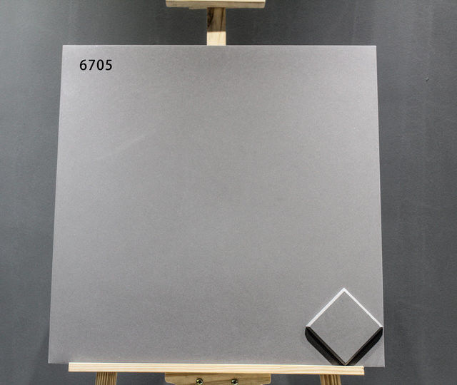 China Apartment Bathroom Floor Tiles Grey Color Waterproof Acid - Resistant factory