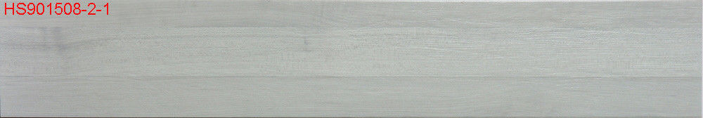 Durable Wood Effect Wall Tiles Grey Color For Villa / Ceramic Floor Tile