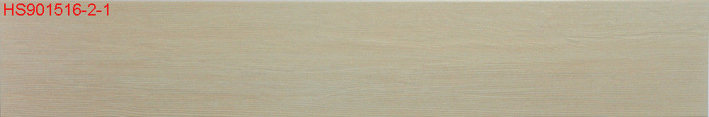 Interior Porcelain Wood Effect Bathroom Wall Tiles Commercial Grade