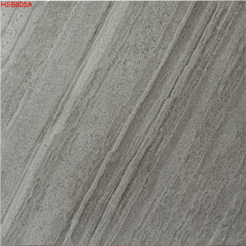 China Customized Glazed 60*60 Cm Ceramic Wall And Floor Tiles Easy To Clean factory