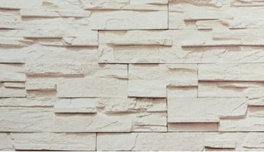 China Wall Decoration Cultured Stone Wall Tile / Lightweight Artificial Stone factory