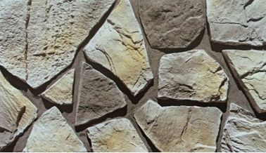 China Custom Artificial Culture Stone Natural Textured Surface Faux Stone Veneer factory
