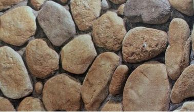 China No Radioelement Artificial Culture Stone Cement Cobblestone Faux Stone factory