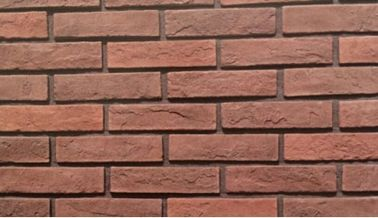 China No Radioelement Faux Brick Accent Wall , DIY Faux Brick Wall Easy Install factory