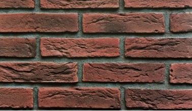 China Sound Proof Faux Brick Wall Tiles / Faux Rock Panels Low Water Absorption factory