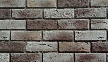 China Archaile Design Faux Brick Interior Exterior Wall Panels Cement Decorative Wall factory