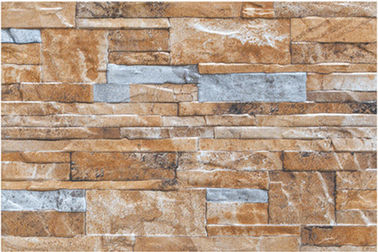 China Stone Look Wall Tiles / Bathroom Stone Wall Tiles With 333 X 500 Mm Size factory