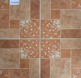 China Ancient Glazed 400x400mm Ceramic Non-Slip Tiles Multicolor Rustic Tile OEM factory