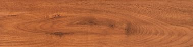 China Wood Grain Ceramic Floor Tile 150 × 600 mm For Living Room And Bathroom factory