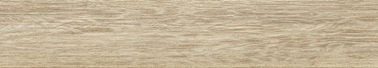 China Brown Natural Wood Wall Tiles 15 × 80 Cm With The Resiliency Of Ceramic factory