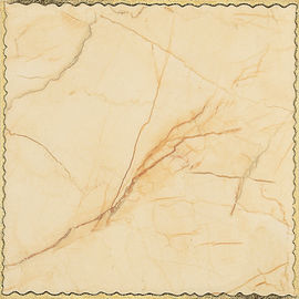 China Living Room Crystal Glass Tile 300 X 300 Mm With Gold Organic Color Palette factory