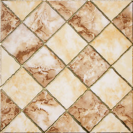 China Non - Slip Crystal Glass Tile 30 X 30Cm With Modern Terrazzo / Porcelain Wall Tiles factory