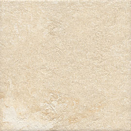 China Glazed Promotional Rustic Tiles Ceramic 300x300mm Beige Stone Look For Project factory