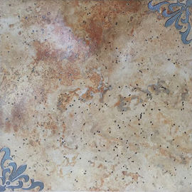 China Unpolished 24'X 24'Promotional Tiles Water Absorption Less Than 0.5% factory