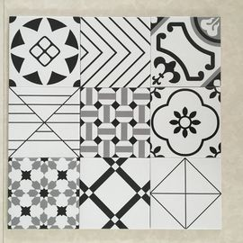 China Anti - Slip Decorative Ceramic Tile For Supermarkets And Lobbies factory