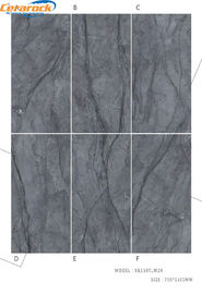 China Modern Polished Marble Tiles For Villa Floor With Pollution Resistance factory