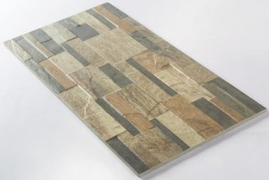China House Exterior Wall Tiles Rustic Wall Tiles 300x600mm Wear - Resistant factory